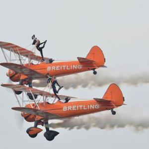 BREITLING Wing Walkers 2015