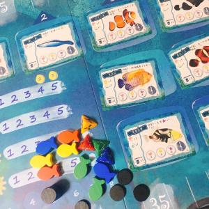 海がテーマのボードゲーム