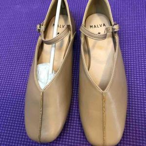 楽天市場で買った靴が届いた。