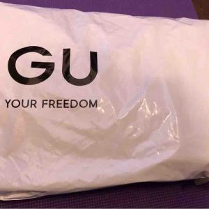 GUの注文したのが来た ( ∩ˇωˇ∩)♡