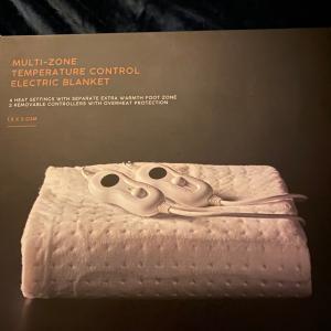 そりゃ買うよ、電気毛布