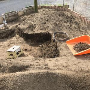 3.5坪、はじめての家庭菜園〜土作り〜