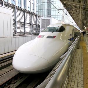 もうすぐ引退 700系新幹線♫