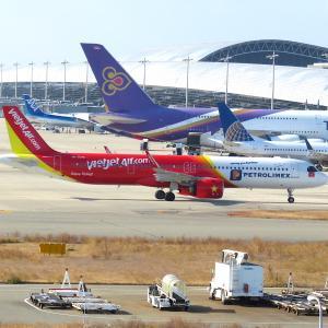 週末プチ旅行記 〜関西空港で飛行機ウォッチング✈︎〜