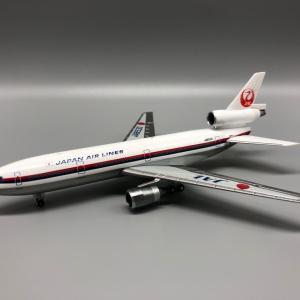 JAL旅客機コレクション No.17 〜3発機の代表格 DC-10〜