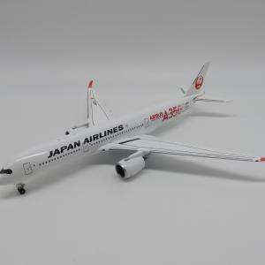 JAL旅客機コレクション No.19 〜JALの最新鋭機 A350〜