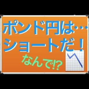 【ポンド円予想】今週のFXは稼ぎ時!ポンド円ショートのタイミングをレジサポラインと共にズバリ予想!