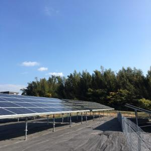 【太陽光】第7発電所 新城