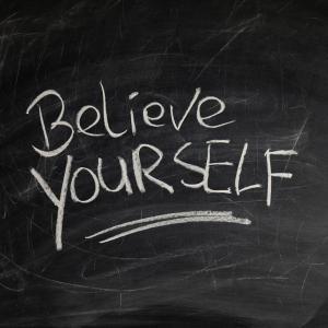 大切なことは、『信じてするかどうか』