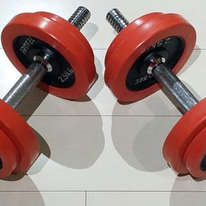 変形性膝関節症に対する自重筋トレの限界とダンベルスクワット効果