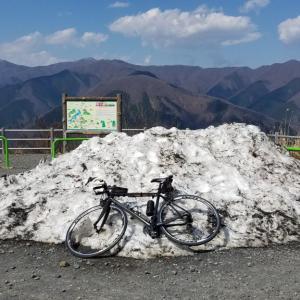 自転車で風張峠~奥多摩湖を周遊。交通事故と檜原村かあべぇ屋