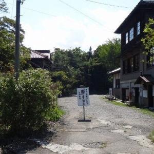 加賀井温泉一陽館(長野県長野市)