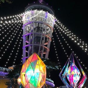 """関東三大イルミネーション""""湘南の宝石""""動画作りました!!"""