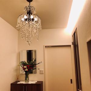 マイホーム 注文住宅  照明や壁紙