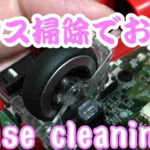 パソコン周辺機器|マウスのおすすめ掃除 スクロール動かない