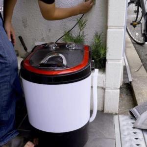 おすすめ小型洗濯機|ペット及び色柄分別、一人暮らしの家電