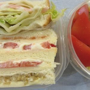 サンドイッチにはさむもの