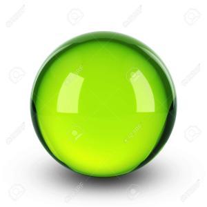完全な精度100%の球を同じく精度100%の地面に置いたときの接地面積ってどうなるんや?