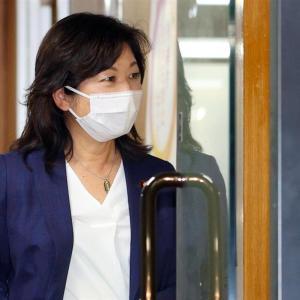 【落選確定!】野田聖子氏、「中国のTPP加盟承認」に賛成