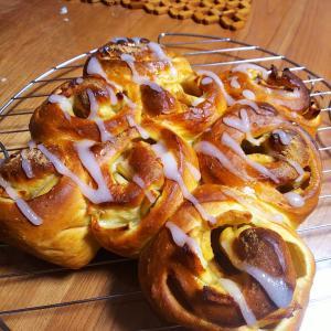 雪の日のパン祭り