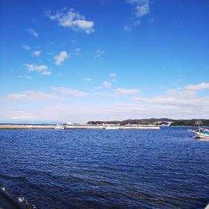 義父と横須賀の海と、まだまだサプライズ!