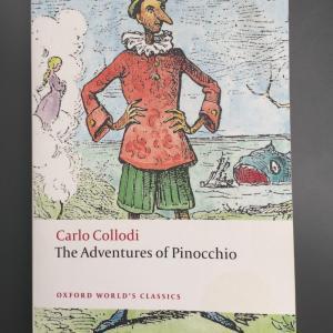 大人が読む「ピノキオ」
