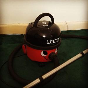ヘンリーはイギリスが生んだロングセラー掃除機