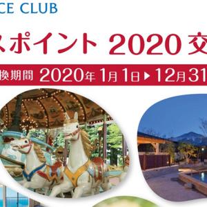 プリンスポイント2020年交換商品が全般的に値上げへ!ホテル無料宿泊のハードルUP