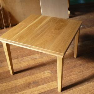 無垢材ダイニングこたつテーブル 無垢材の良さとおしゃれ感