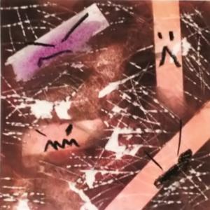 パステル和アート『怒り』