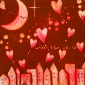 パステルアート『St.Valentine's day』