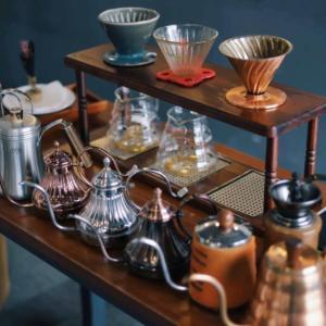 コーヒー用ドリップポットの選び方