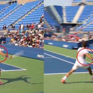 テニス【フォアハンドにパワーが欲しい】 スイングを使い分けるだけで激変する