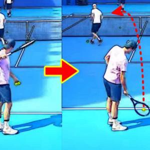 テニス|ラリー始めの【球出しが上手く狙えない】球出し3つのコツ 詳しく解説