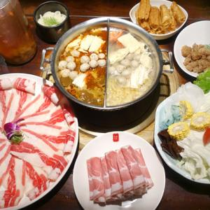【台湾|台北】鼎王麻辣鍋で美味しい火鍋をいただきました!