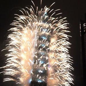 【台湾|台北】年越し|台北101の花火が素晴らしい