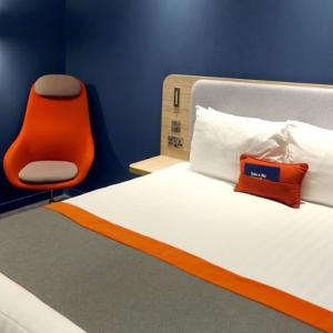 【イギリス|ロンドン】Holiday Inn Express London Heathrow T4