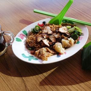 【マレーシア|ペナン島】年越し夫婦旅② ローカルグルメ食べ歩き