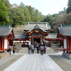 【鹿児島】霧島神宮参拝〜地元名物を食べる