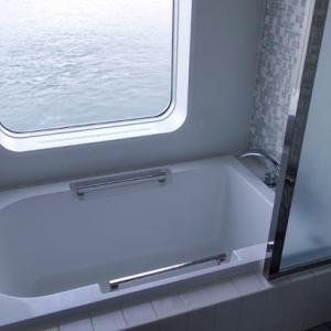 【フェリー旅】阪九フェリー|新造船やまと|ロイヤルルーム