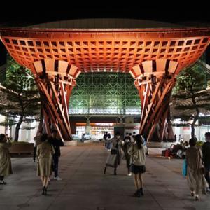 【石川|金沢】東京から新幹線で金沢へ!1泊2日で満喫