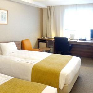 【那須高原2021|ホテルレビュー】那須ミッドシティホテル / ツインルーム