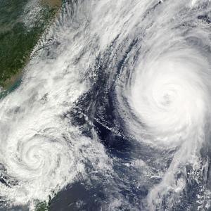台風・ハリケーン・サイクロン・トルネードの違いって何?