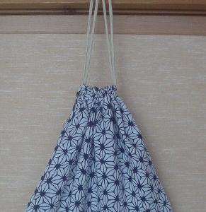 残り布で袋物(1)