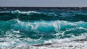 未知の海原
