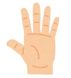 ギリシャ語の「手」