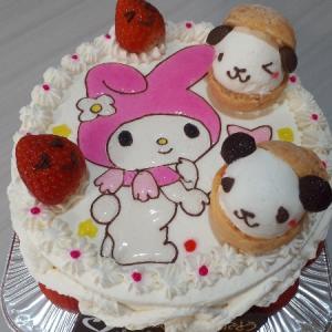 【仙台市若林区】キャラクターケーキならブルームーン