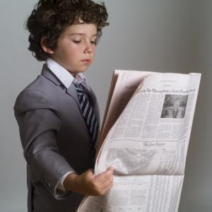 生まれた日の新聞をとっておこう!生まれた後でも間に合う!?!?