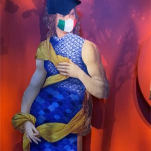 香港の美術館でビックリ!/中国歴史上人物の英語名
