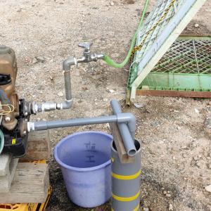 食品営業用水の26項目検査に提出